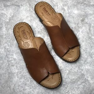 """b47972a879a Born Shoes - 2 pairs for 1 price- Born """"Bernt"""" wedge sandals"""